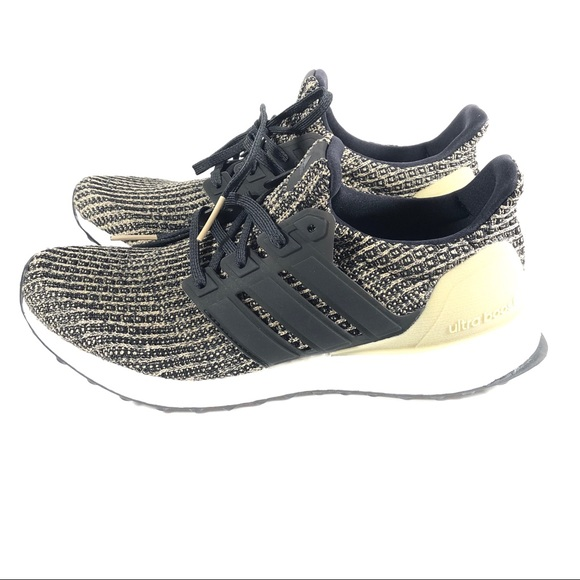 5bc9b74a7216 Adidas Ultra Boost 4.0 Junior Running Shoes Size 7